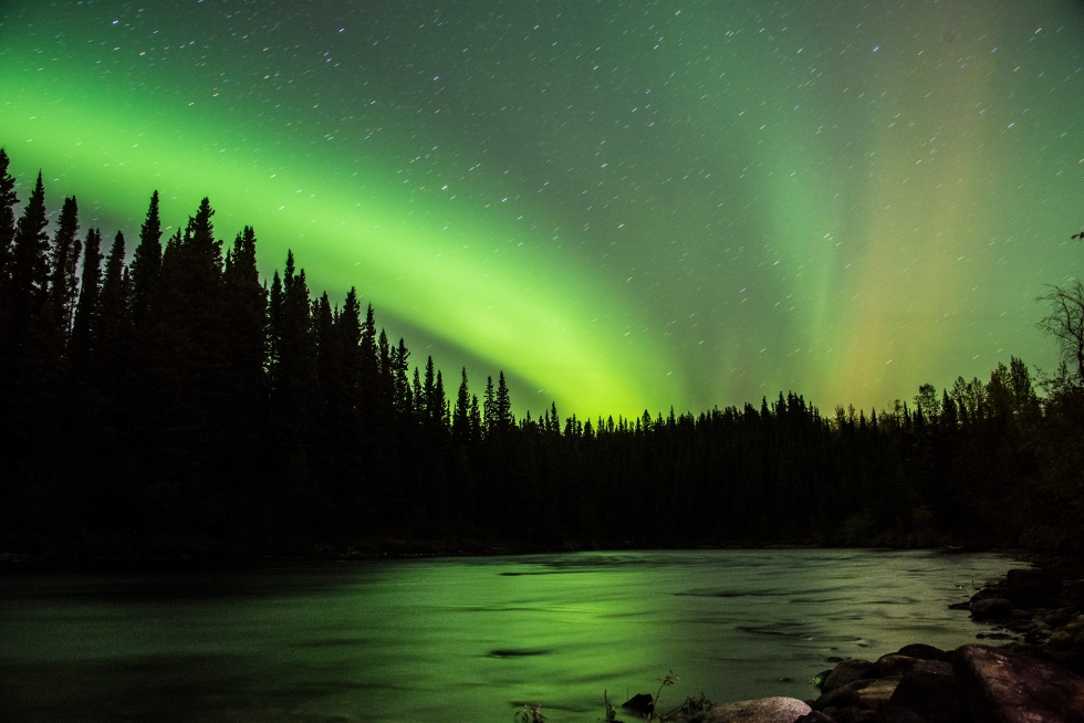 Janie Viehman Photography | Northern Lights | Canada | Travel Photographer